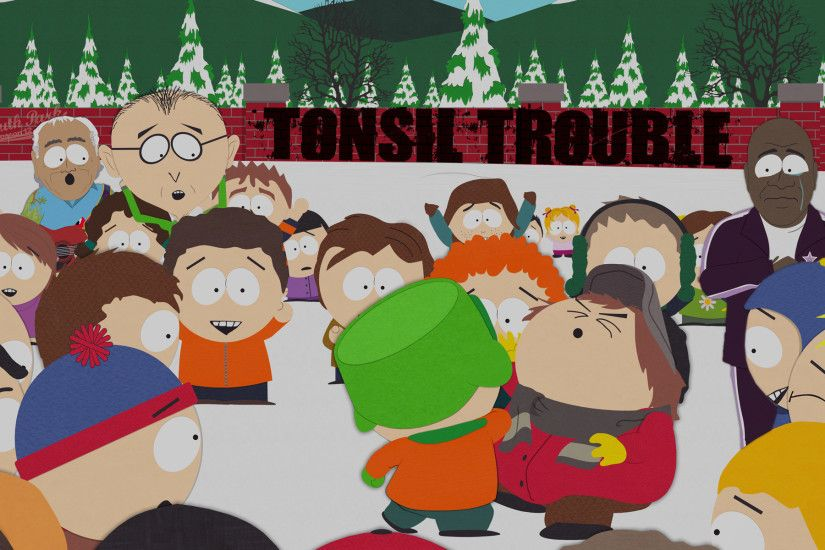 Free South Park Wallpaper