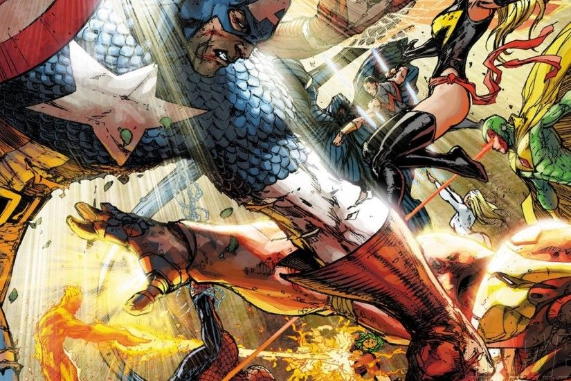Comic Cyclops Wallpaper.