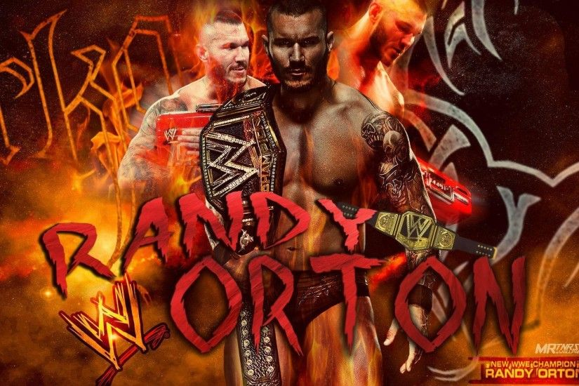 Randy Orton Rko Wallpaper Wallpapertag