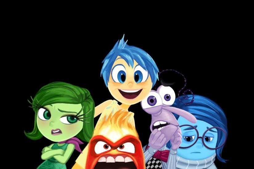 Inside Out (2015) Wallpaper