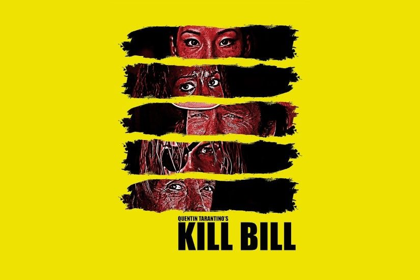 Kill Bill Movie Poster Wallpaper 54201