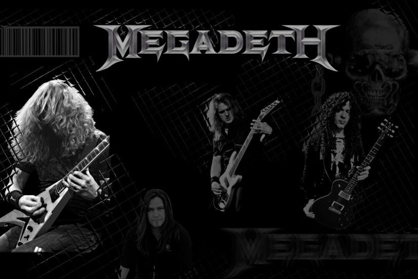 Megadeth Wallpaper HD p