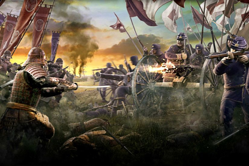 Shogun II: Total War Wallpaper