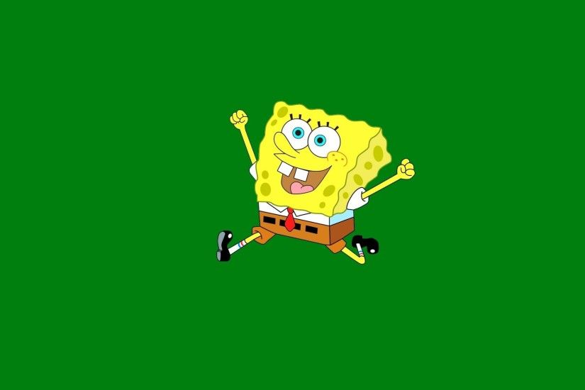 1920x1200 Spongebob Flower Background Spongebob Flowers Background