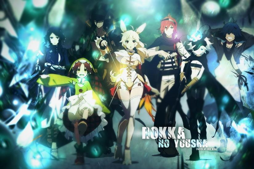 51 Rokka: Braves Of The Six Flowers HD Wallpapers | Backgrounds - Wallpaper  Abyss