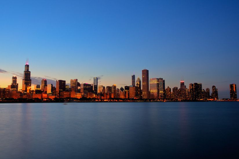 Chicago City HD Wallpaper | Travel Wallpapers