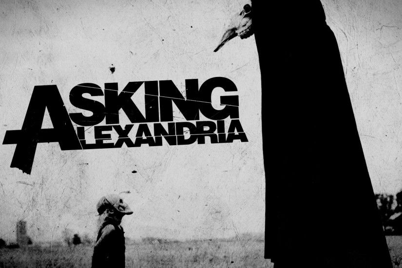 Asking Alexandria Wallpaper for Desktop.