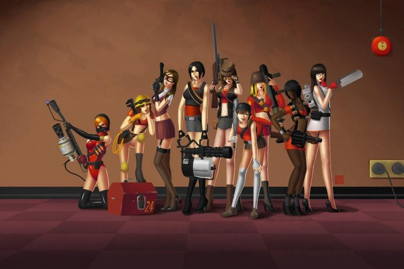 team fortress 2 wallpaper 1920x1200 for desktop