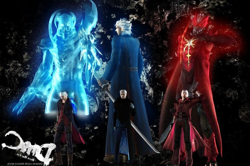 Desktop Devil May Cry Pictures Devil May Cry Backgrounds