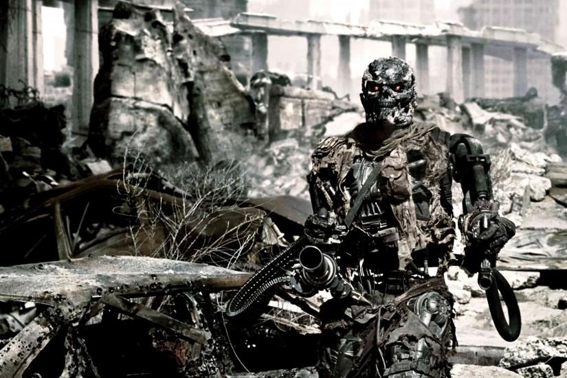 7 Terminator Salvation Wallpapers | Terminator Salvation Backgrounds