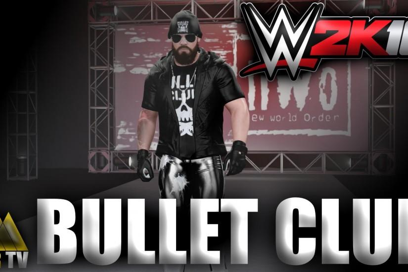 WWE 2K16 | Matt Baker Bullet Club attire | XB1
