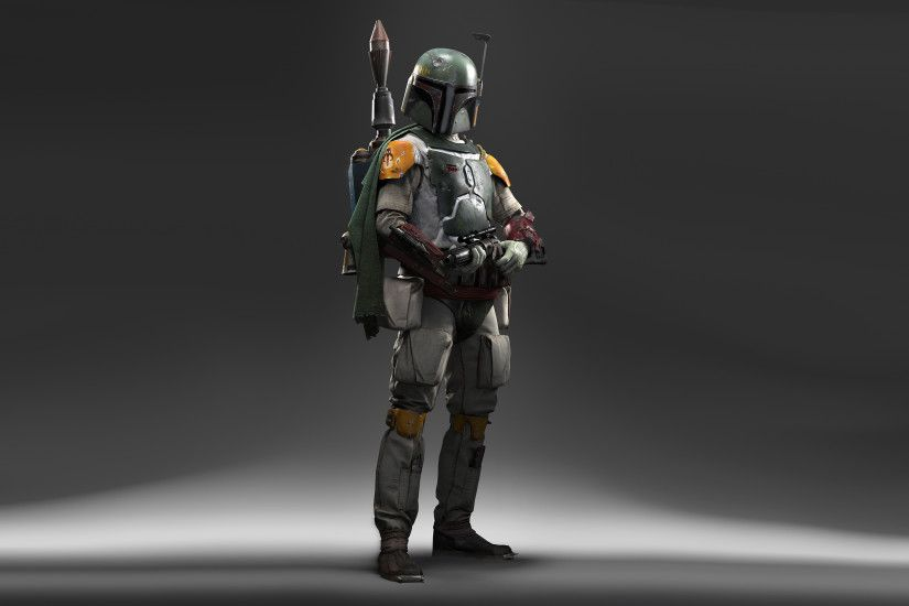 Boba Fett - Star Wars Battlefront wallpaper
