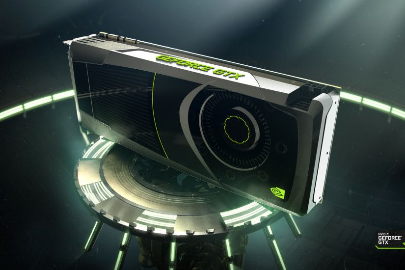 NVIDIA GeForce GTX 680 Wallpaper Now Available