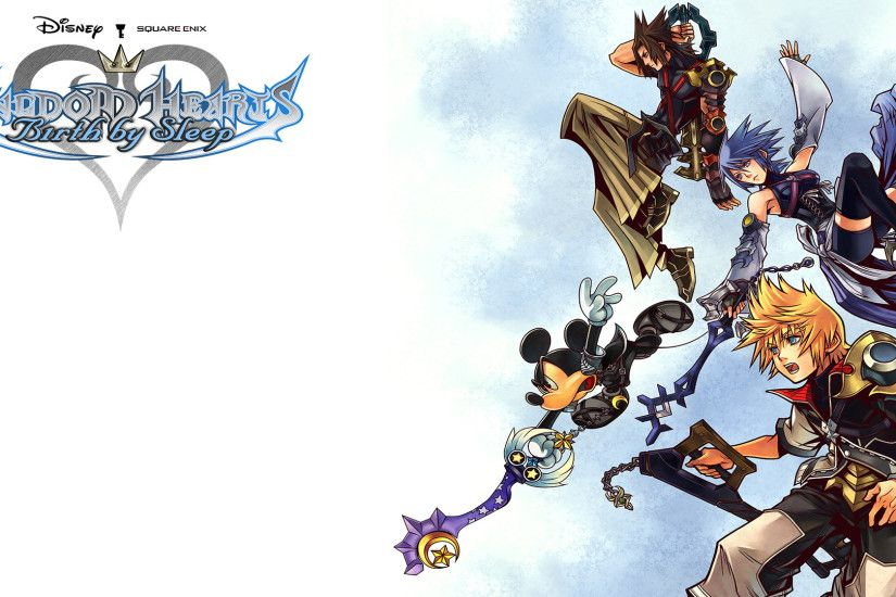 ... Kingdom Hearts: Birth By Sleep Wallpaper by The-Dark-Mamba-995