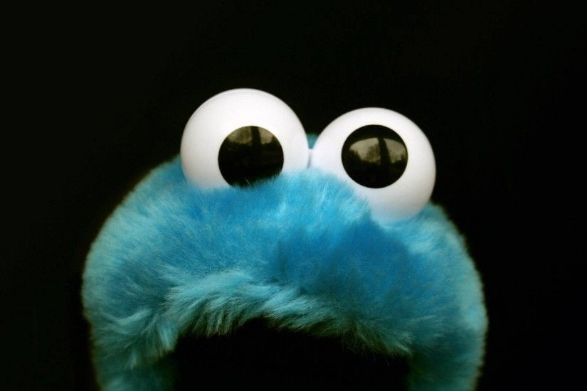 High Resolution Wallpapers cute cookie monster backround - cute cookie  monster category
