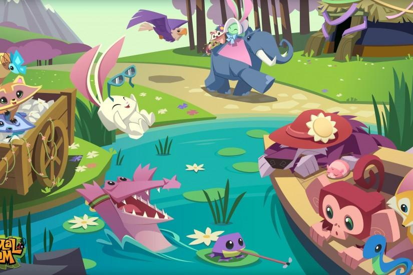 animal jam backgrounds 2560x1440 for windows 7