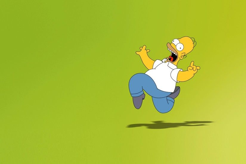 Homer Simpson Wallpaper 22961