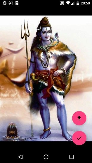 Lord Shiva Hd Wallpaper Free Download For Desktop