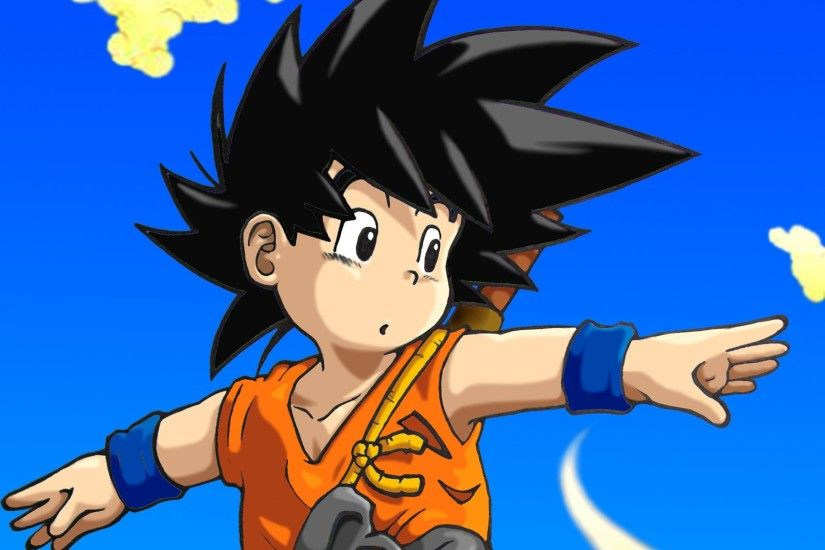 Son Goku wallpaper thumb