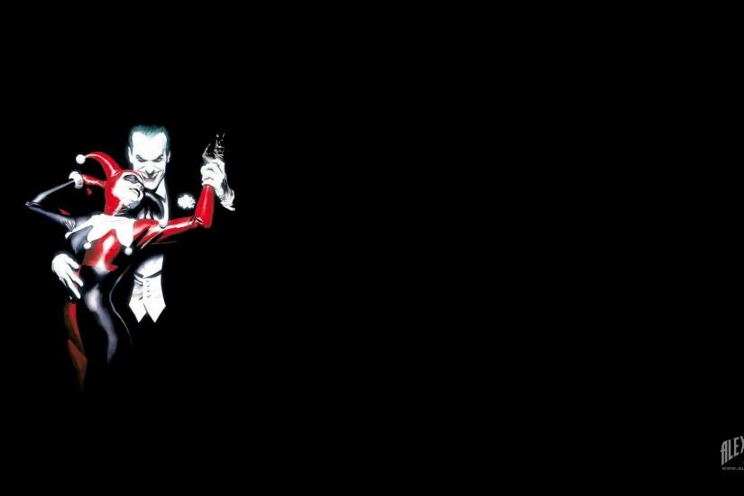 Harley Quinn And Joker Wallpaper Full HD
