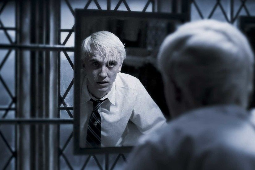 TOM FELTON as Draco Malfoy in Warner Bros. Pictures' fantasy adventure  'Harry Potter