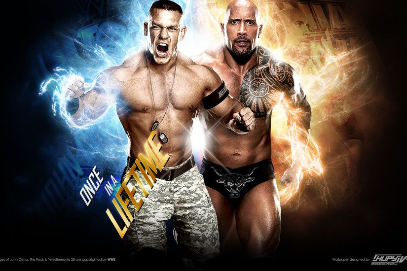 Wallpaper Dwayne Johnson The Rock WWE Wrestler K Celebrities