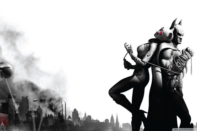 wallpapers HD 1920x1080 batman arkham city - Taringa!