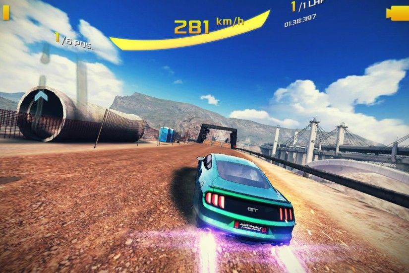 Asphalt 8: Airborne - V.1.8.0i Mod Apk ( Unlimited Money )