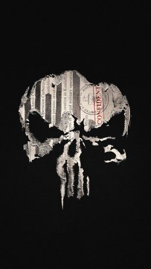 "Wallpaper for ""Marvel's The Punisher"" ..."