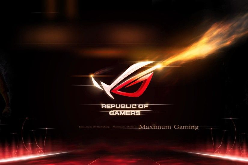 ROG Wallpaper Competition Winners!