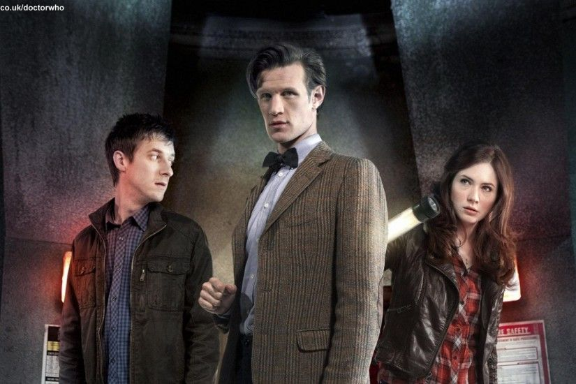 Matt Smith Karen Gillan Amy Pond Eleventh Doctor Doctor Who Rory Williams  wallpaper | 1920x1080 | 248932 | WallpaperUP