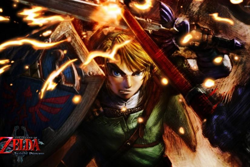 The Legend of Zelda - Twilight Princess wallpaper
