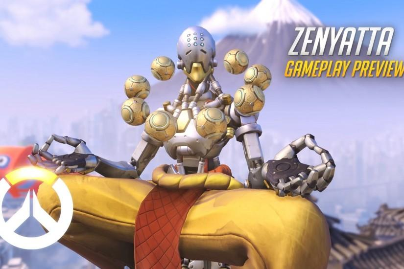 zenyatta wallpaper 1920x1080 mac