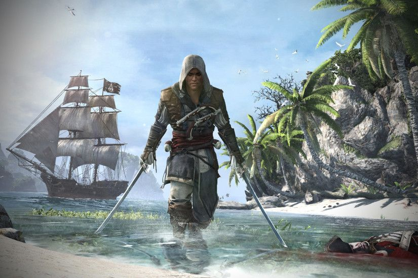 <b>Assassin's Creed</b> IV <b>Black Flag<