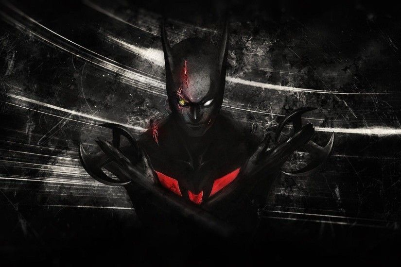 Batman Beyond Wallpaper Hd 1080p - clipartsgram.com