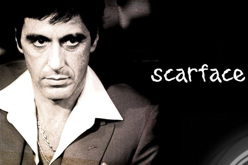 Scarface HD Wallpaper