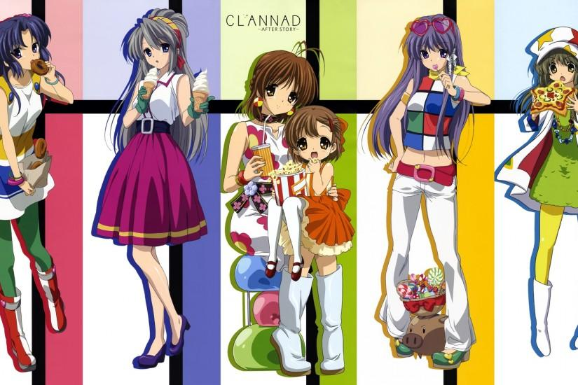Clannad After Story Wallpaper 669541 ...