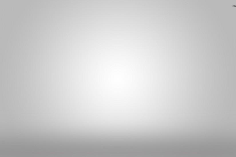 Light gray gradient wallpaper - Abstract wallpapers - #768