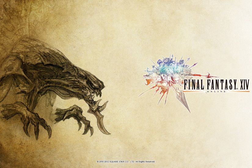Image - FFXIV Wallpaper 1920X1080 Demon Wall.jpg | Final Fantasy Wiki |  FANDOM powered by Wikia