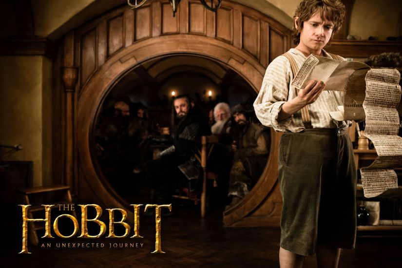 The Hobbit An Unexpected Journey Wallpaper Full Hd As Wallpaper HD
