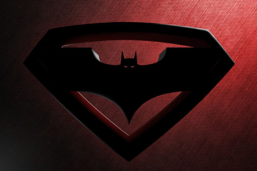 <b>Batman Vs Superman Logo Wallpapers</b>, 49 Best &