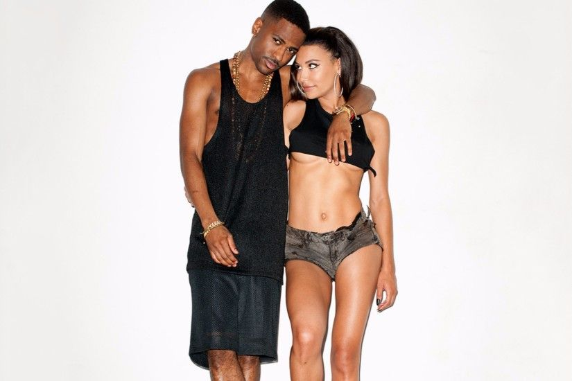 Big Sean and 4K Naya Rivera Wallpaper