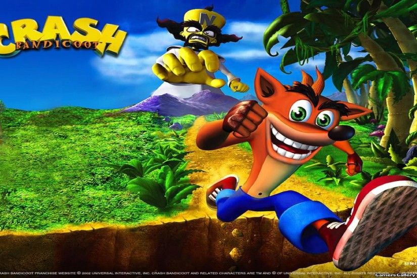 Video Game - Crash Bandicoot XS Wallpaper