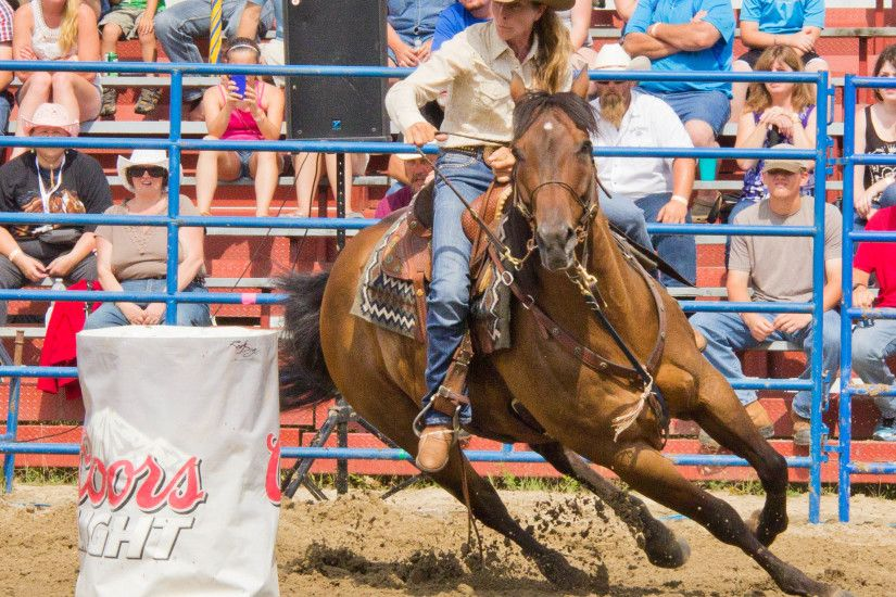 Cowgirl Times - Barrel Racing ...