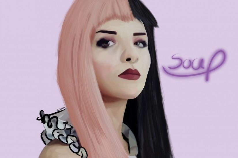 Melanie Martinez Soap SpeedPaint