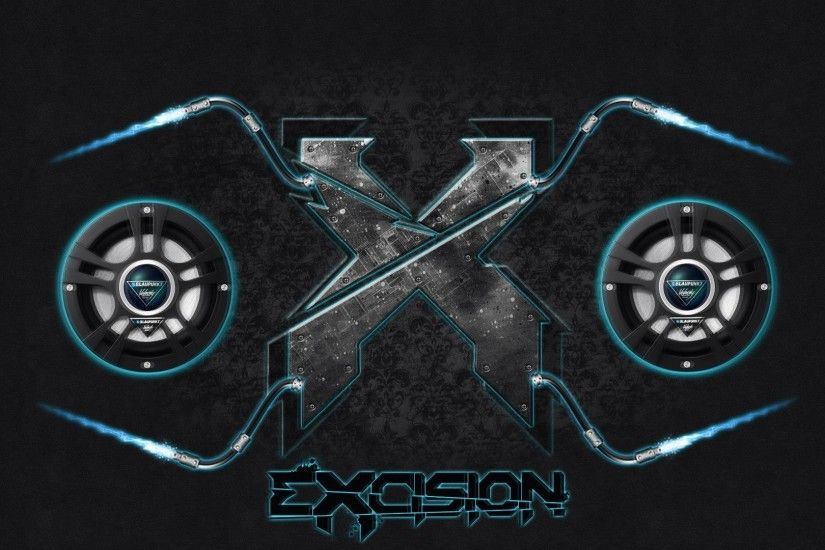 Excision Backgrounds.