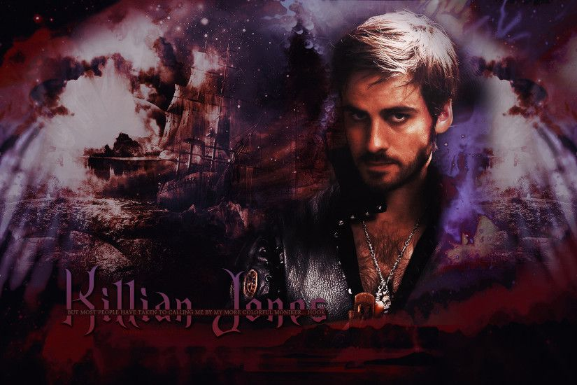 Once Upon a Time Wallpaper | Once Upon A Time Captain Hook