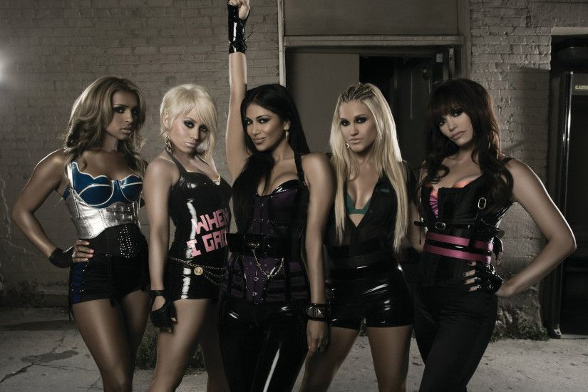 Free pussycat dolls wallpaper background