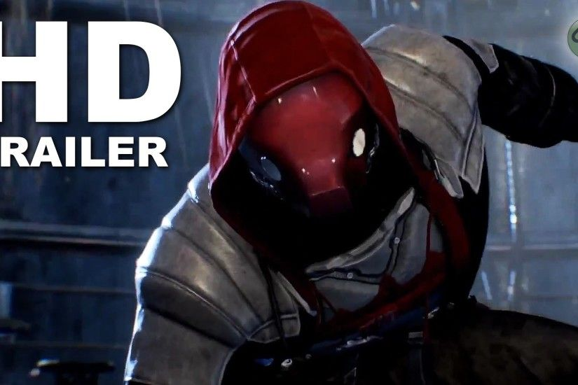 Batman Arkham Knight - Red Hood Story Pack - Official Gameplay Trailer  (Full HD) - YouTube