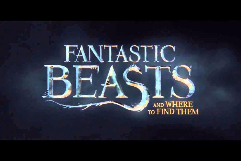 Fantastic Beasts And Where To Find Them Trailer 2016 Harry Potter Spin Off  Movie